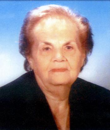 Σε ηλικία 92 ετών έφυγε από τη ζωή η ΜΑΡΙΚΑ ΑΝΤ. ΧΑΤΖΗΝΙΚΟΛΑΟΥ