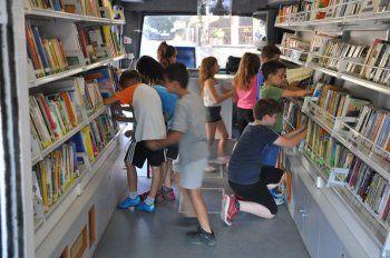 Πρόγραμμα κίνησης της κινητής δημόσιας βιβλιοθήκης Βέροιας το Νοέμβριο