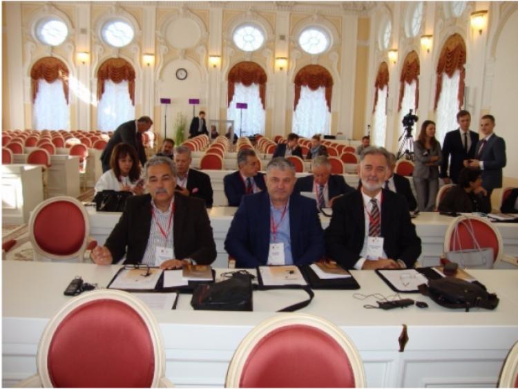 Αποτελέσματα του Συνεδρίου : «Αγία Πετρούπολη- Ελλάδα: ενώνουν τις δυνάμεις»