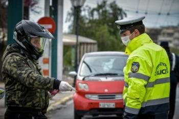 Απαγόρευση κυκλοφορίας : Νέα «μπλόκα» στις μετακινήσεις για να μην επεκταθεί ο κοροναϊός