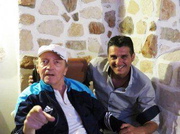Ο Κώστας Παυλόπουλος στον αγώνα τιμής προς τον Ευγένιο Γκέραρντ!