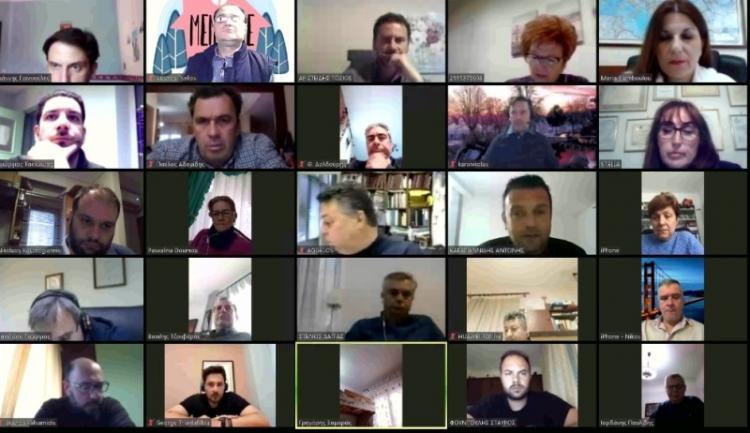 Ναι στις «ανοιχτές» διαδικτυακές συνεδριάσεις από το δημοτικό συμβούλιο Νάουσας