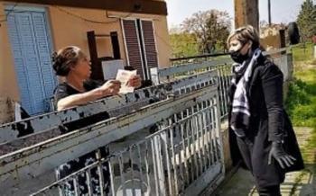 Δράση ενημέρωσης σε ευάλωτες πληθυσμιακές ομάδες για την αντιμετώπιση του κορωνοϊού ξεκίνησε το «Κέντρο Κοινότητας με Παράρτημα Ρομά» του Δ.Αλεξάνδρειας