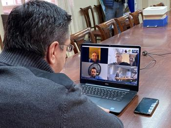 Τηλεδιάσκεψη του Απ.Τζιτζικώστα με τους φορείς του τουρισμού της Κ.Μακεδονίας για την αντιμετώπιση των επιπτώσεων της πανδημίας του κορωνοϊού στον κλάδο