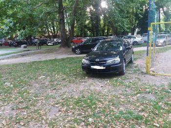 «Καθάρισε» από παράνομα αυτοκίνητα το άλσος του Αγίου Νικολάου