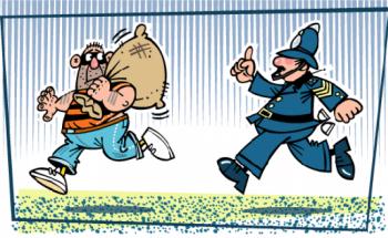 Από το κλέφτες και αστυνόμοι στο...