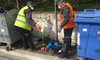 Λειτουργία της Υπηρεσίας Καθαριότητας & Ανακυκλώσιμων Υλικών Δήμου Βέροιας τις ημέρες αργίας της Μεγάλης Εβδομάδας και του Πάσχα