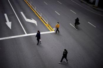 Online χάρτες «επιτηρούν» την απαγόρευση κυκλοφορίας !