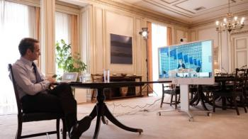 Σύνοδος Κορυφής: Μαζική, μεγάλη και άμεση παρέμβαση ζητά ο Κυριάκος Μητσοτάκης