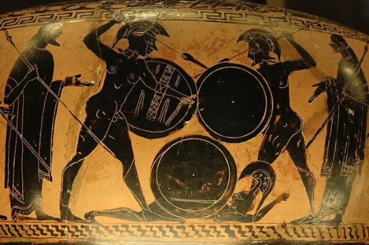 Το θρησκευτικό συναίσθημα στο αρχαίο ελληνικό στράτευμα  -Του Στρατηγού ε.α Θεοκλήτου Ρουσάκη, επιτίμου διοικητού Β΄ΣΣ
