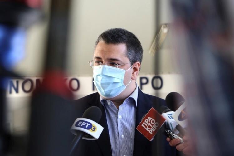Υγειονομικό υλικό και είδη ατομικής προστασίας στην Ελληνική Αστυνομία παρέδωσε η Περιφέρεια Κεντρικής Μακεδονίας