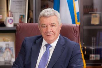 Συγχαρητήρια του Δημάρχου Αλεξάνδρειας για την παραμονή των ομάδων Μ. Αλέξανδρου Τρικάλων και της Νίκης Αγκαθιάς στη Γ' Εθνική κατηγορία