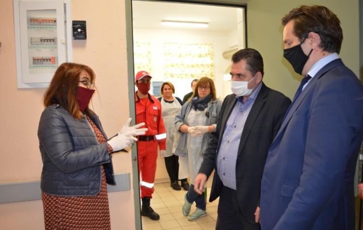 Περιφέρεια : Δωρεάν γεύματα σε 1.767 δικαιούχους της Ημαθίας
