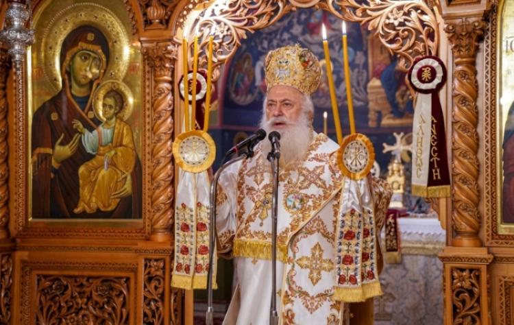 Ιερά Αγρυπνία επί τη εορτή της Οσίας Σοφίας της Κλεισούρας στην Ιερά Μονή Παναγίας Δοβρά Βεροίας