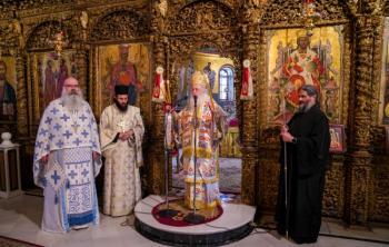 Κυριακή του Παραλύτου στον Μητροπολιτικό Ναό Βεροίας