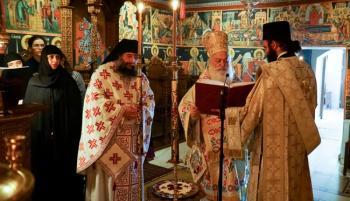 Η εορτή του Αγ. Ιωάννου του Θεολόγου στην Ι. Μονή Αγ. Πάντων Βεργίνης