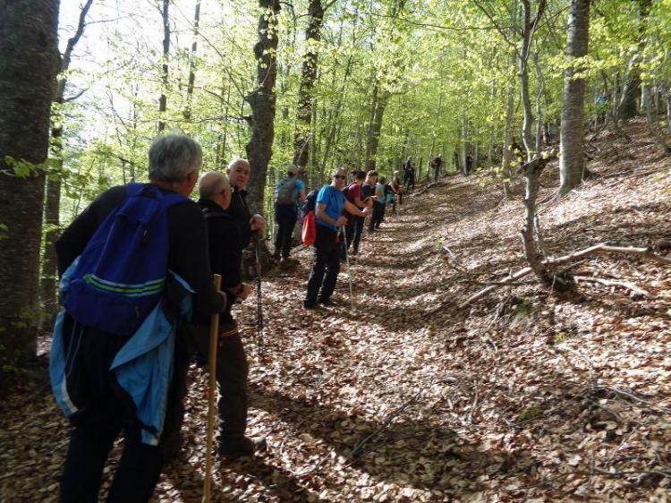 ΒΕΡΜΙΟ, 10 Μαϊου 2020, Κορυφές Δίδυμες και Άγιο Πνεύμα, με τους Ορειβάτες Βέροιας
