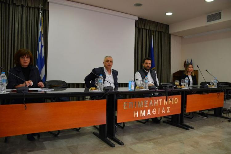Τα αιτήματα τους για την «επόμενη μέρα» έθεσαν στους βουλευτές της Ημαθίας οι εκπρόσωποι των καταστημάτων εστίασης