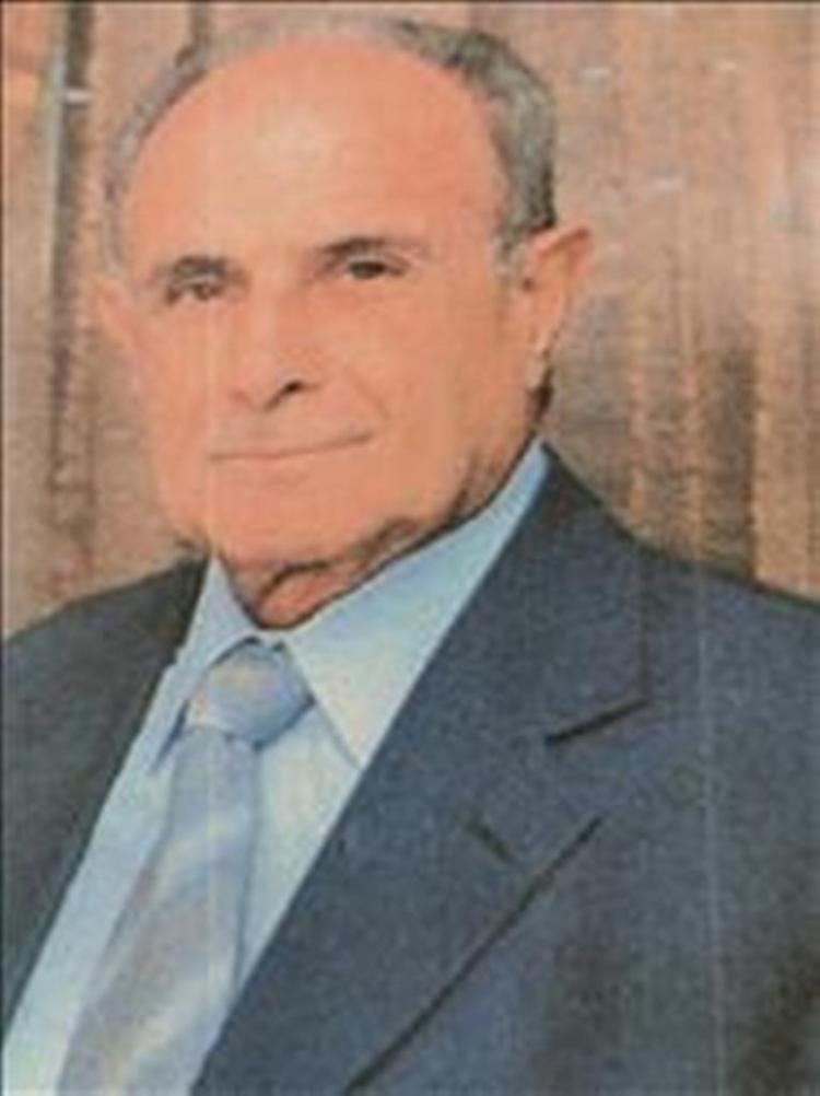 Σε ηλικία 90 ετών έφυγε από τη ζωή ο ΒΑΣΙΛΕΙΟΣ Ι. ΟΥΝΤΖΟΓΛΟΥ
