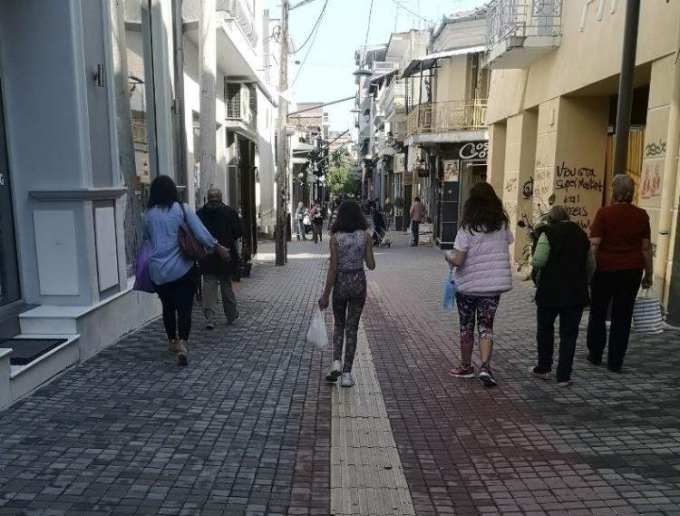 Με αισιοδοξία, αλλά και προβληματισμούς, η πρώτη μέρα της αγοράς στην Ημαθία