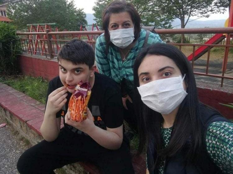 Ανοιξιάτικη βόλτα για τη μέριμνα ατόμων με αυτισμό εν καιρώ κορονοϊού