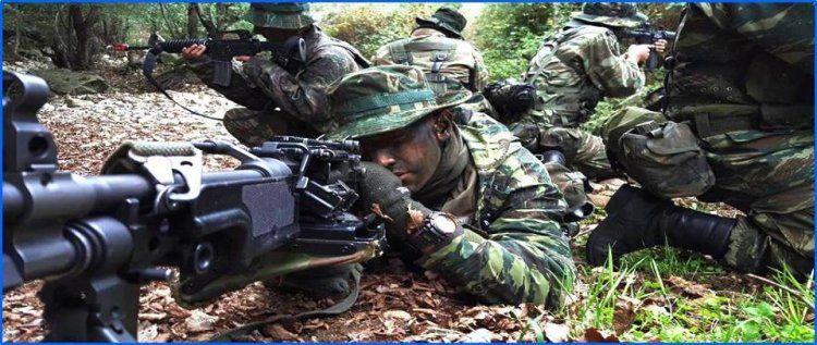 Τα εβδομηντάχρονα της 1ης Ταξιαρχίας Καταδρομών-Αλεξιπτωτιστών