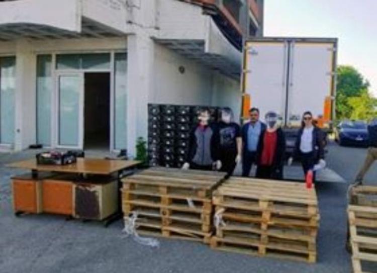 Δήμος Βέροιας : Ολοκληρώθηκε με επιτυχία η διανομή νωπών προϊόντων του προγράμματος ΤΕΒΑ