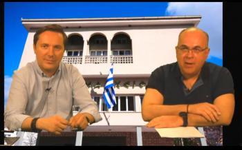 Προσκλητήριο ενότητας όλων των παρατάξεων του δημοτικού συμβουλίου από το Νικόλα Καρανικόλα
