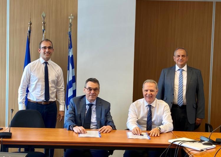 Ο ΥπΑΑΤ Μάκης Βορίδης εκσυγχρονίζει τις ψηφιακές υπηρεσίες του ΟΠΕΚΕΠΕ και του ΕΛΓΟ-ΔΗΜΗΤΡΑ