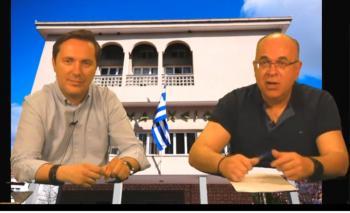 Νικόλας Καρανικόλας σε www.imerisia-ver.gr : «Στόχος το πάντρεμα του φυσικού πλούτου με τη μεγάλη ιστορία της πόλης»
