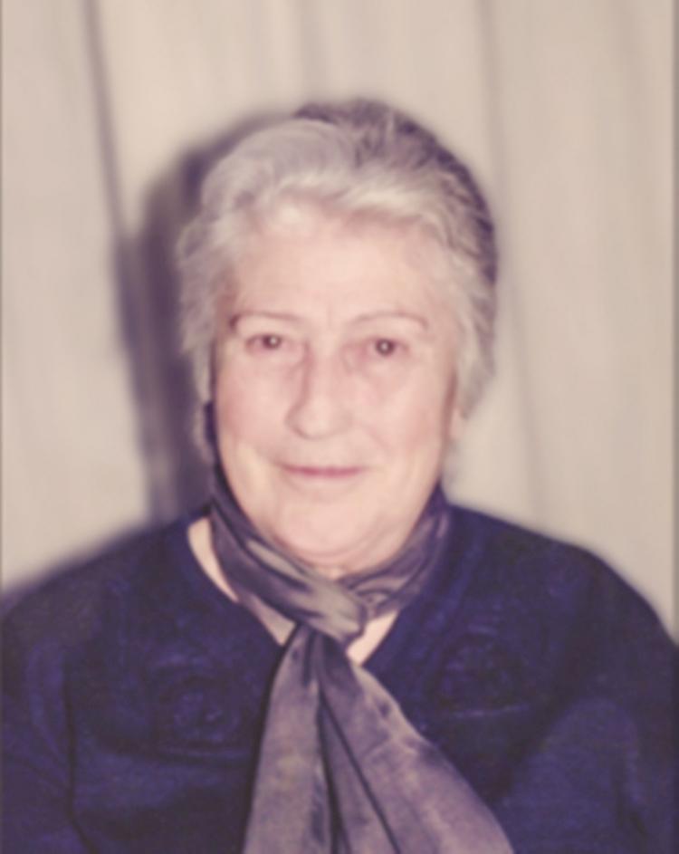 Σε ηλικία 90 ετών έφυγε από τη ζωή η ΕΛΙΣΣΑΒΕΤ ΧΡΗΣ. ΑΠΟΣΤΟΛΙΔΟΥ