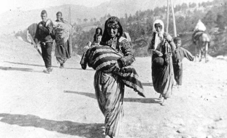 Γενοκτονία - έναν αιώνα μετά  -Του Γιάννη Καϊλάρη
