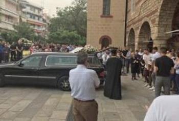 Να «αποτυπωθεί» η μνήμη του Δημήτρη Γκίμα στην πόλη της Βέροιας!