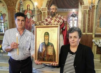 Η παρουσία του Αγίου Διονυσίου του εν Ολύμπω στα χωριά του Βερμίου και των Πιερίων