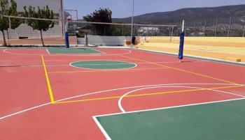 Επαναλειτουργία αθλητικών χώρων και γυμναστηρίων εντός σχολικών συγκροτημάτων δήμου Βέροιας