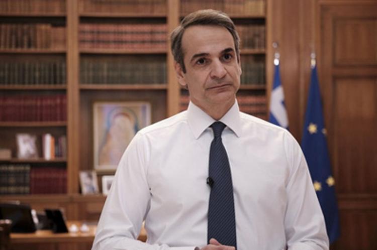 Ο Μητσοτάκης εξήγγειλε πακέτο 24 δισ.: Μείωση ΦΠΑ σε 13%, επιδότηση εργασίας και φοροελαφρύνσεις