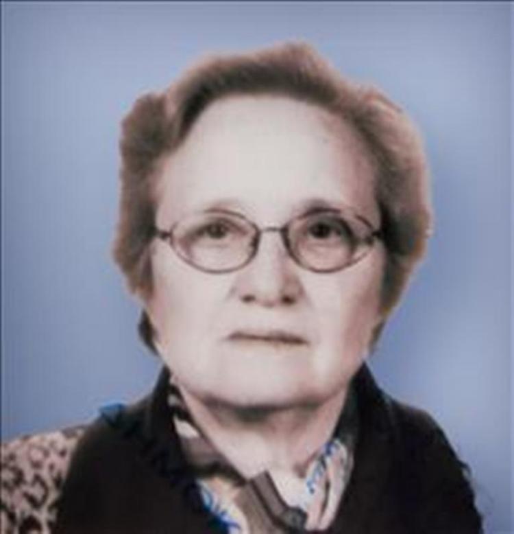Σε ηλικία 82 ετών έφυγε από τη ζωή η ΜΑΡΙΑ Γ. ΠΛΑΤΑΡΙΔΟΥ