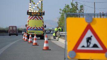 Προσωρινές κυκλοφοριακές ρυθμίσεις στην Εθνική Οδό Αθηνών – Θεσσαλονίκης