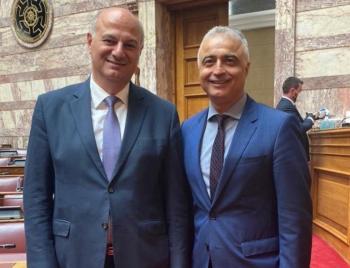 Λ.Τσαβδαρίδης από το βήμα της Βουλής : «Σημαντικό βήμα για τη θεραπεία χρόνιων παθογενειών στη Δικαιοσύνη το πολυνομοσχέδιο του αρμόδιου Υπουργείου»