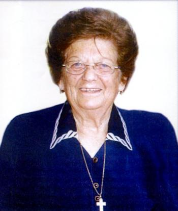 Σε ηλικία 90 ετών έφυγε από τη ζωή η ΕΛΕΝΗ ΓΕΩΡ. ΖΑΧΑΡΙΑΔΟΥ