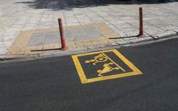 Εξαιρετική εφαρμογή στους δρόμους της Αθήνας, που πρέπει να εφαρμόσουμε και εδώ
