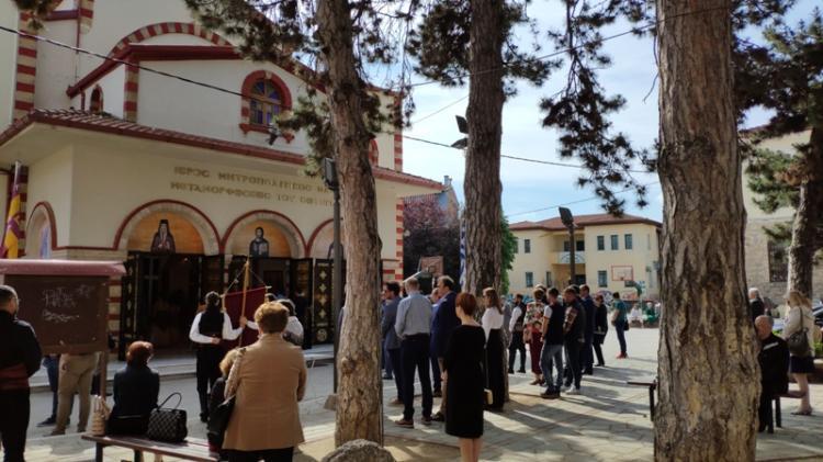 Εύξεινος Λέσχη Ποντίων Νάουσας : Εκδηλώσεις μνήμης της γενοκτονίας των Ελλήνων του Πόντου