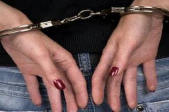 Σύλληψη γυναίκας διότι εκκρεμούσε σε βάρος της καταδικαστική απόφαση