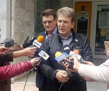 Χρυσοχοΐδης από τον Έβρο: Με απόλυτη ψυχραιμία, με σχέδιο και στρατηγική φυλάσσουμε τα σύνορά μας