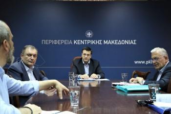 Την αναβάθμιση του προγράμματος καταπολέμησης των κουνουπιών στην Κ.Μακεδονία αποφάσισαν από κοινού Περιφέρεια και Δήμοι