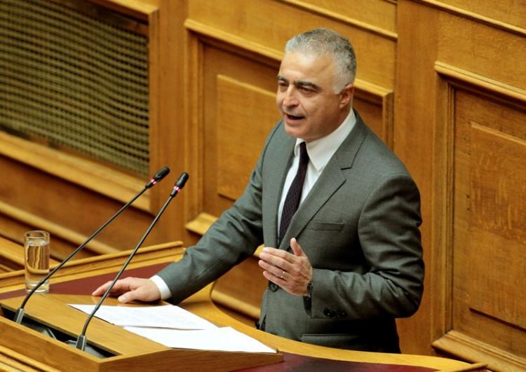 Άμεση εκκαθάριση των εργοσήμων για 70 χιλιάδες υποψήφιους συνταξιούχους, προκειμένου να επισπευστεί η έκδοση της σύνταξής τους, ζητάει ο Λ.Τσαβδαρίδης