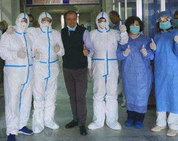 Έξι ειδικοί παθολόγοι στη Νάουσα! Συνεργασία και αλληλοκάλυψη των κενών των Νοσοκομείων της Ημαθίας από τον Ηλία Πλιόγκα