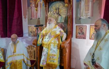 Κυριακή των Αγίων 318 Θεοφόρων Πατέρων της Α' Οικουμενικής Συνόδου στο Διαβατό
