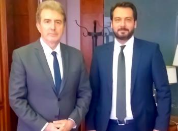 Τ. Μπαρτζώκας : «Ενίσχυση της ασφάλειας και ανάπτυξη για όλη την Ημαθία»