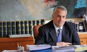 Ο ΥπΑΑΤ Μ. Βορίδης ενθαρρύνει τις επενδύσεις στο πεδίο των αντιχαλαζικών μέτρων